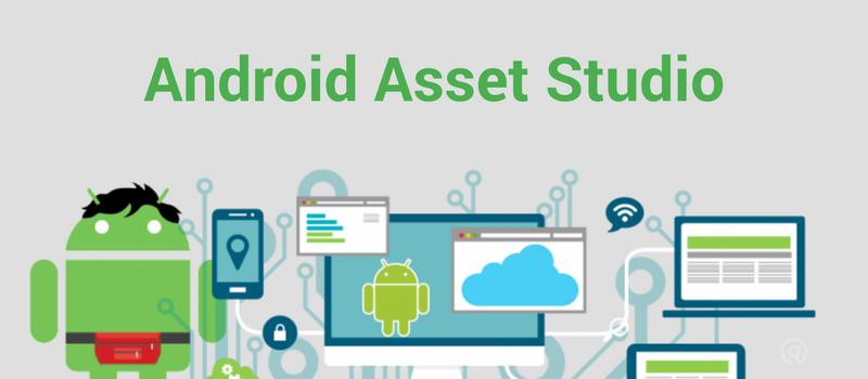 Android Asset Studio - Gerador de Ícones de Launcher